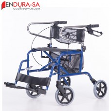 Endura All in One Travel Rollator