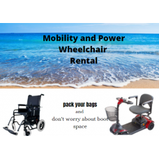 Rent Mobility Scooters and Electric Wheelchairs